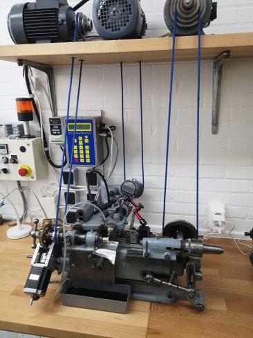 Petermann gear cutting machine